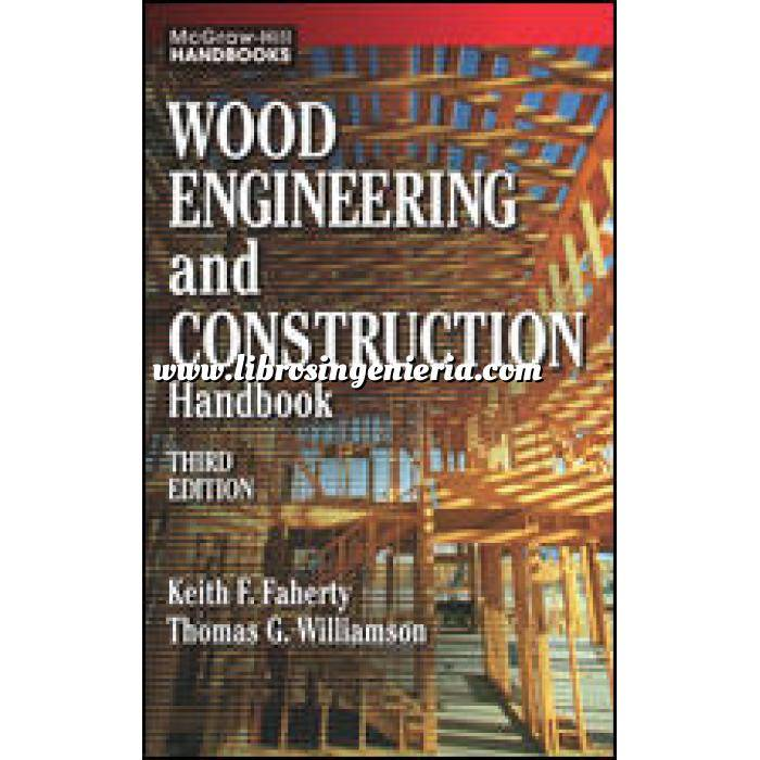 Imagen Estructuras de madera Wood engineering and construction handbook