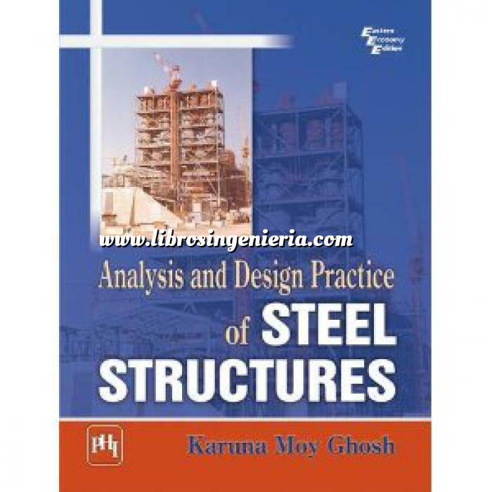 Imagen Estructuras metálicas Analysis & design  practice of steel structures