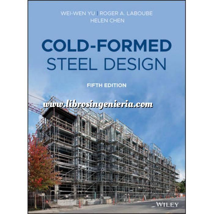 Imagen Estructuras metálicas Cold-Formed Steel Design