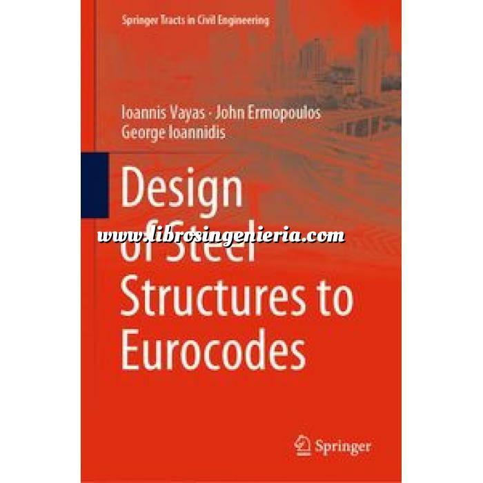 Imagen Estructuras metálicas Design of Steel Structures to Eurocodes