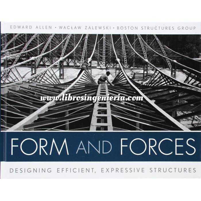 Imagen Estructuras metálicas Form and Forces: Designing Efficient, Expressive Structures