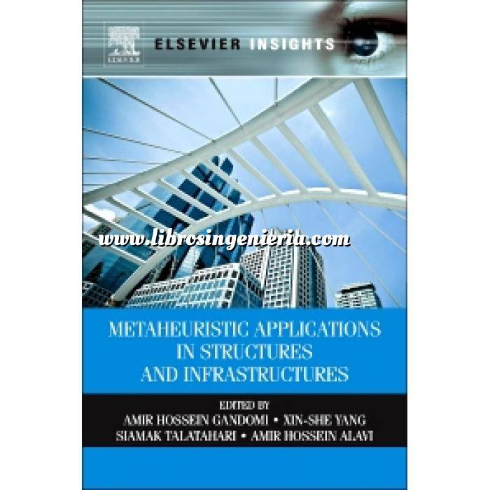 Imagen Estructuras metálicas Metaheuristic Applications in Structures and Infrastructures