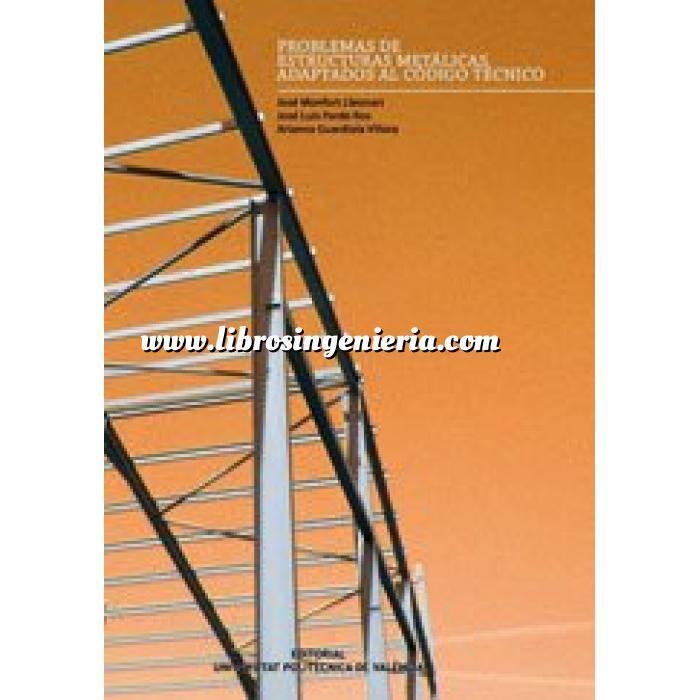 Imagen Estructuras metálicas Problemas de Estructuras Metálicas Adaptados Al Código Técnico