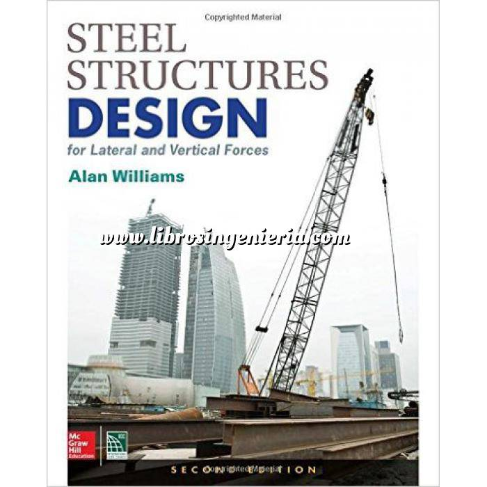 Imagen Estructuras metálicas Steel Structures Design for Lateral and Vertical Forces