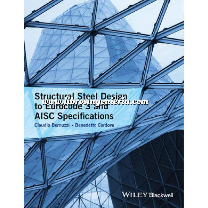 Imagen Estructuras metálicas Structural Steel Design to Eurocode 3 and AISC Specifications