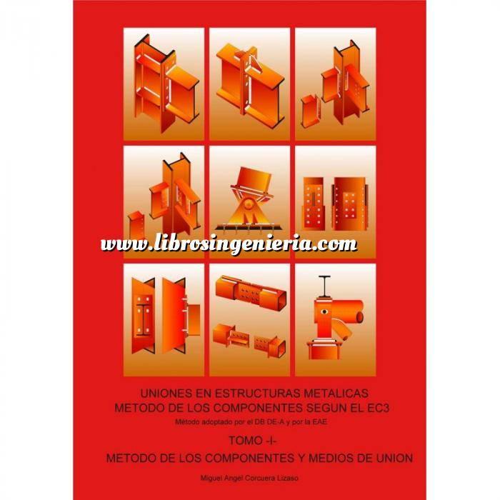 Imagen Estructuras metálicas Uniones con perfiles huecos.Uniones en estructuras metalicas IV.Metodos componentes según EC3