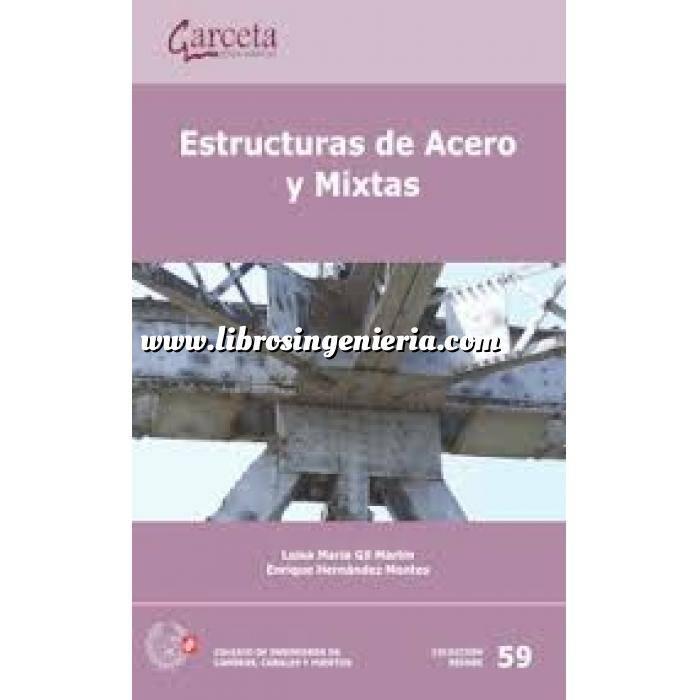 Imagen Estructuras mixtas Estructuras de acero y mixtas