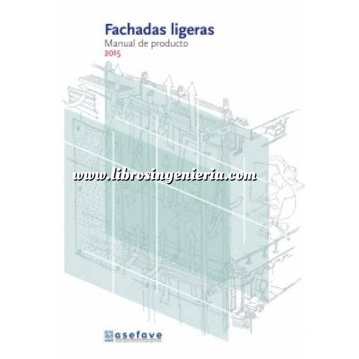 Imagen Fachadas y cubiertas Fachadas ligeras. Manual de producto.