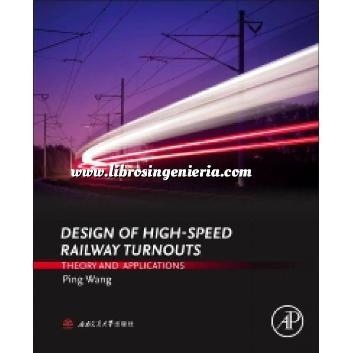Imagen Ferrocarriles Design of High-Speed Railway Turnouts