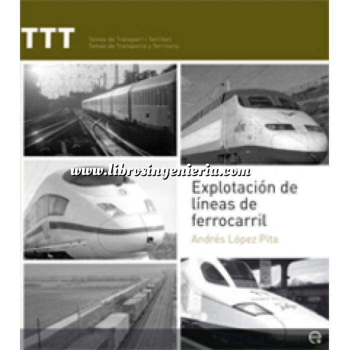 Imagen Ferrocarriles Explotación de lineas de ferrocarril