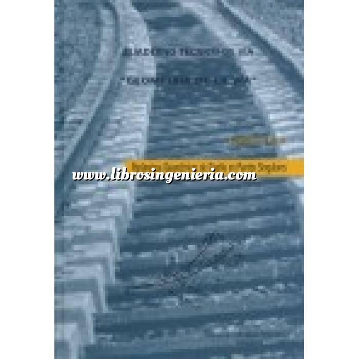 Imagen Ferrocarriles Geometria de la Via.Parámetros geométricos diseño en Puntos Singulares