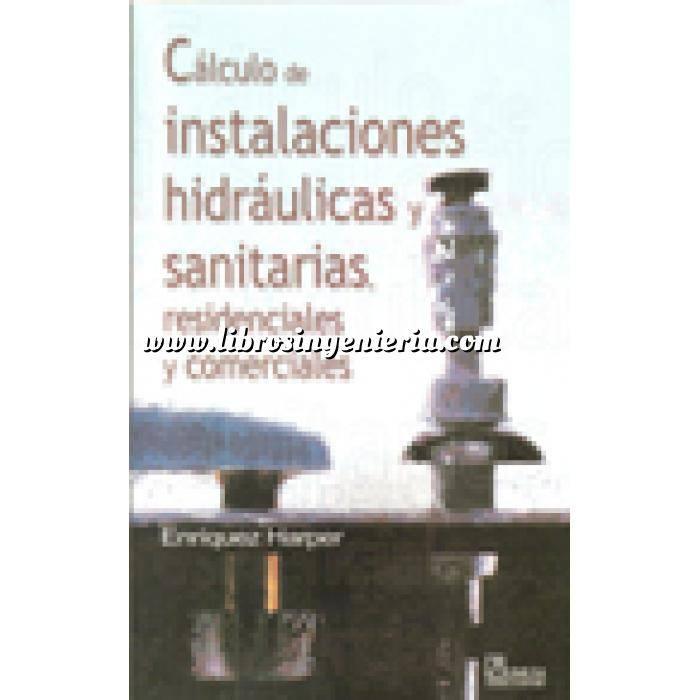 Imagen Fontanería y saneamiento Cálculo de instalaciones hidráulicas y sanitarias residenciales y comerciales