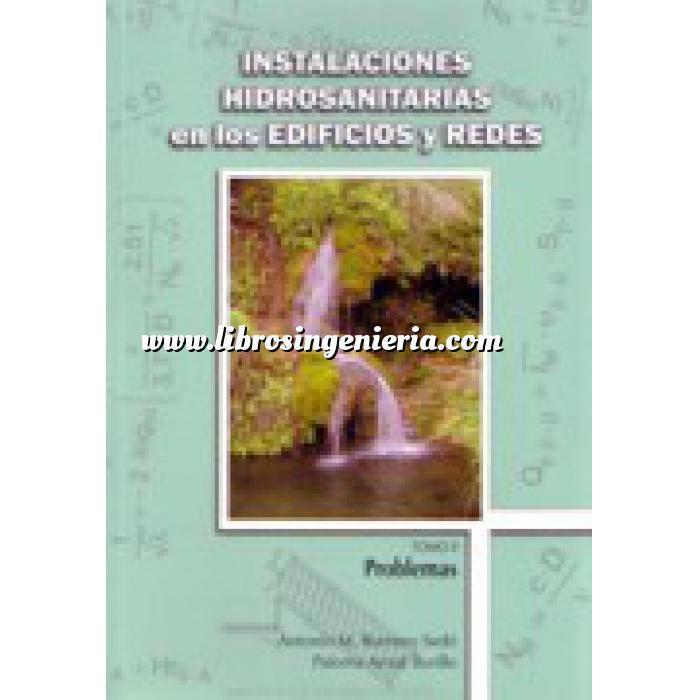 Imagen Fontanería y saneamiento Instalaciones hidrosanitarias en los edificios y redes. Problemas