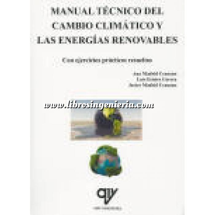 Imagen General Manual técnico del cambio climático y las energías renovables