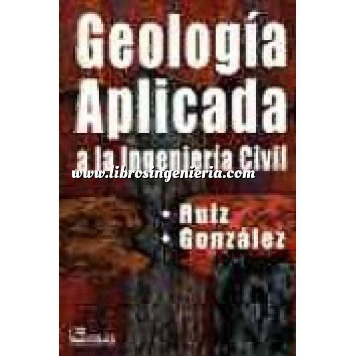 Imagen Geología Geología aplicada a la ingeniería civil