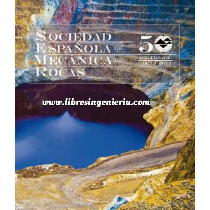 Imagen Geotecnia  50 Aniversario. Sociedad Española de Mecánica de Rocas