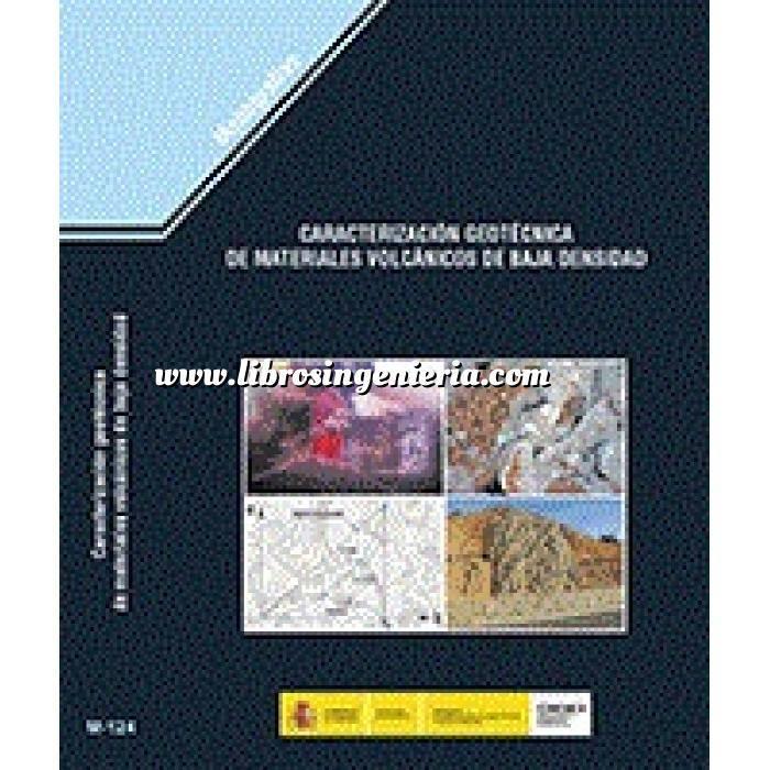 Imagen Geotecnia  Caracterización geotécnica de materiales volcánicos de baja densidad