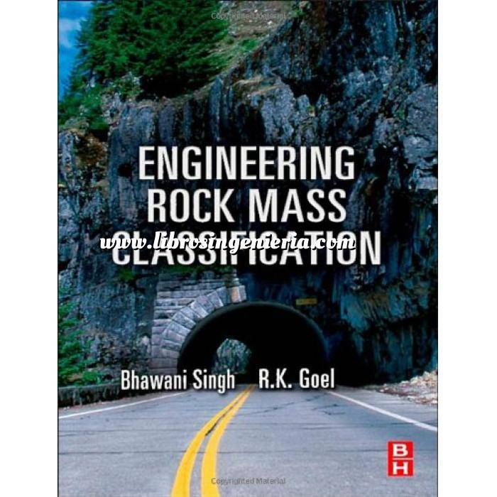 Imagen Geotecnia  Engineering rock mass classification. Tunneling, foundations and landslides