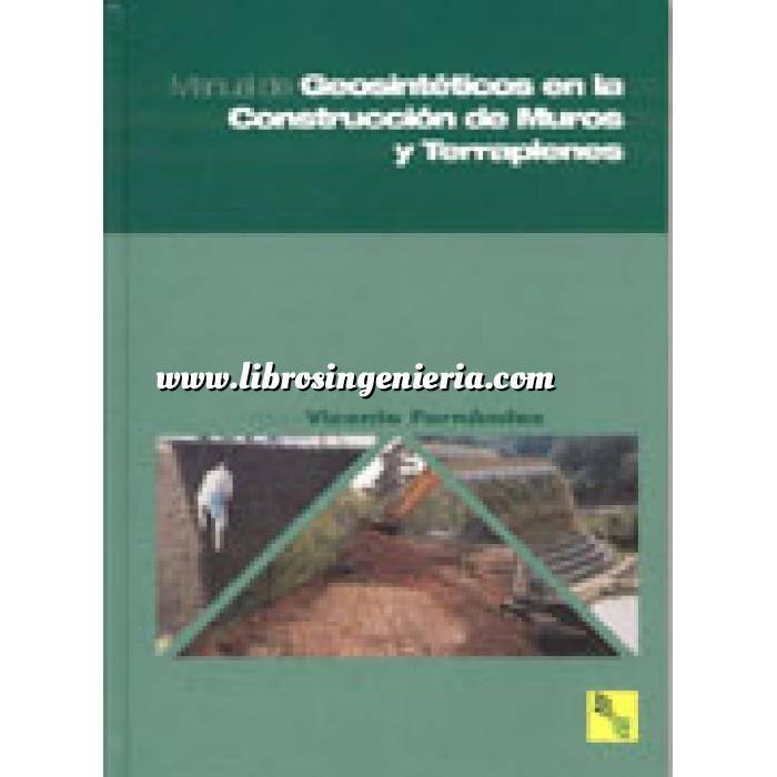 Imagen Geotecnia  Manual de geosintéticos en la construcción de muros y terraplenes