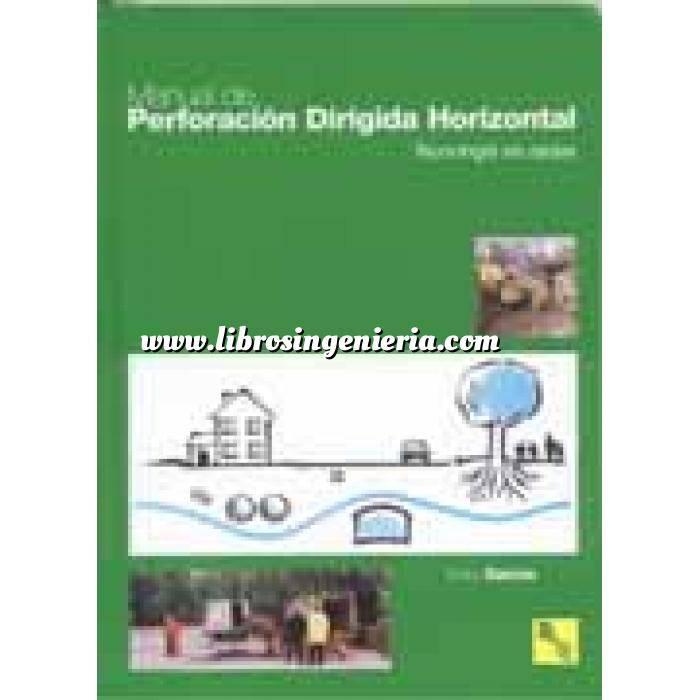 Imagen Geotecnia  Manual de perforación dirigida horizontal : tecnología sin zanjas