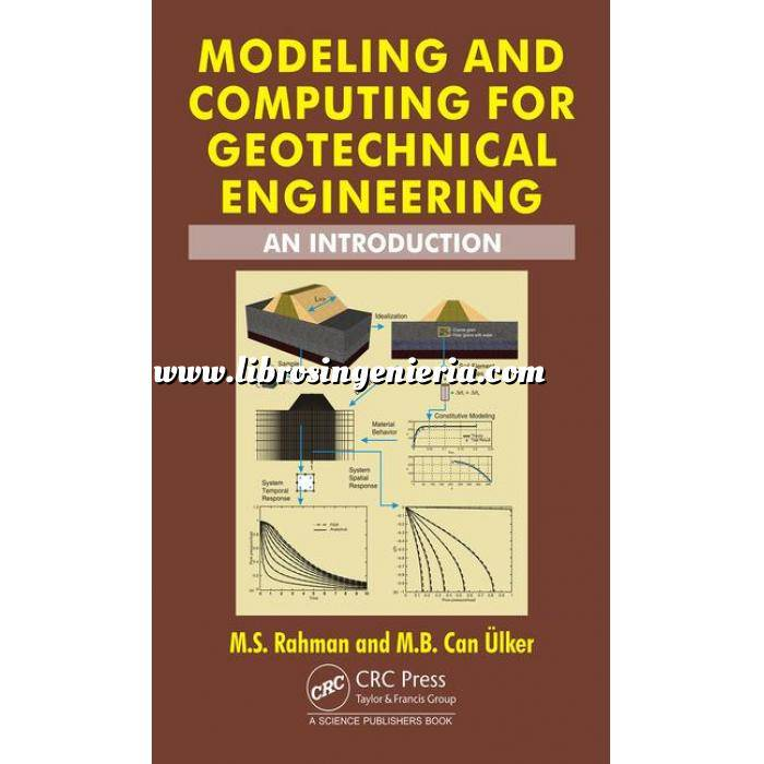 Imagen Geotecnia  Modeling and Computing for Geotechnical Engineering: An Introduction