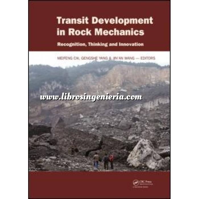 Imagen Geotecnia  Transit Development in Rock Mechanics: Recognition, Thinking and Innovation