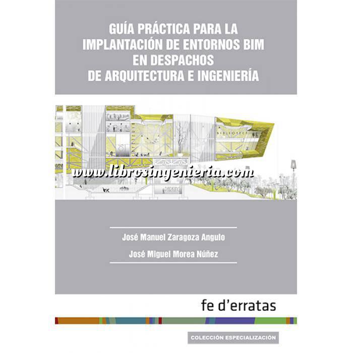 Imagen Gestion de proyectos Guía práctica para la implantación de entornos BIM en despachos de arquitectura e ingeniería