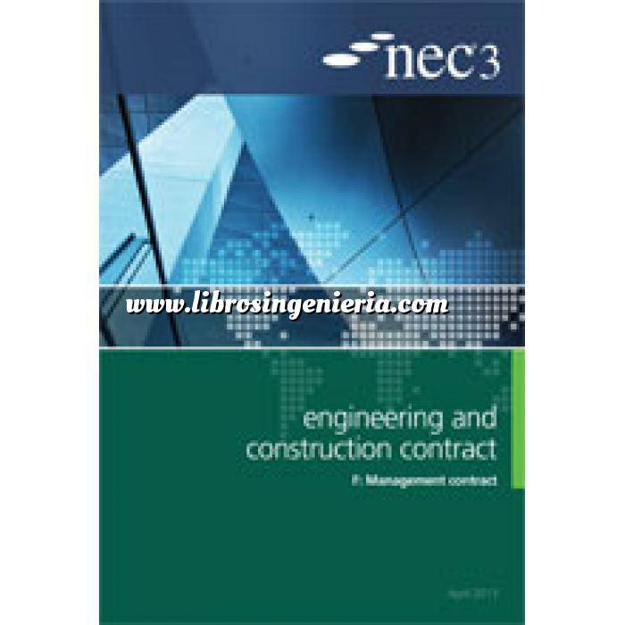 Imagen Gestion de proyectos NEC3: Engineering and Construction Contract Option F: management contract