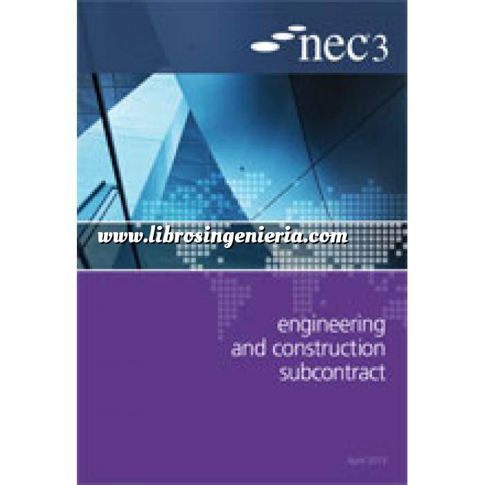 Imagen Gestion de proyectos NEC3: Engineering and Construction Subcontract (ECS)