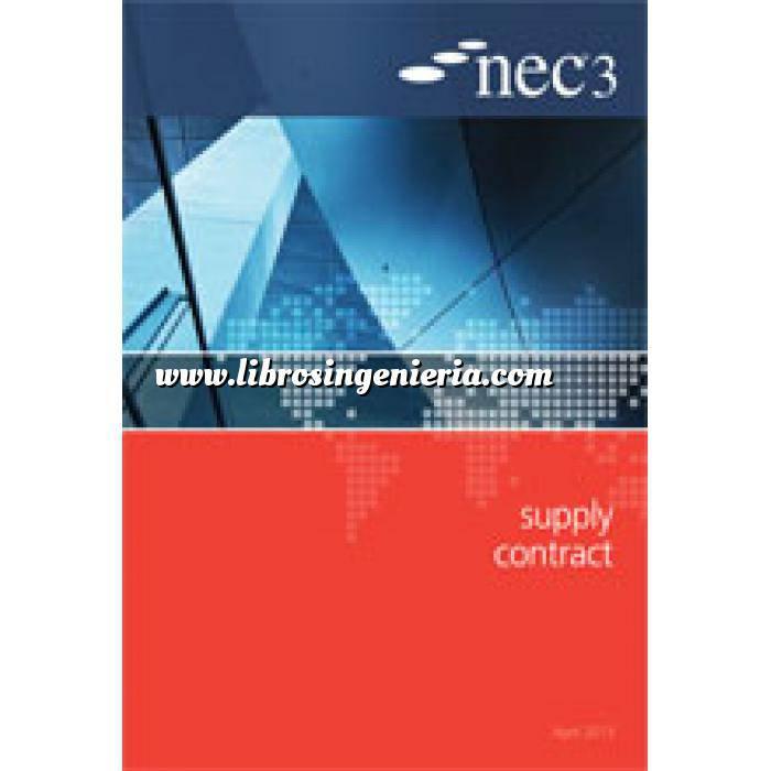Imagen Gestion de proyectos NEC3: Supply Contract (SC)