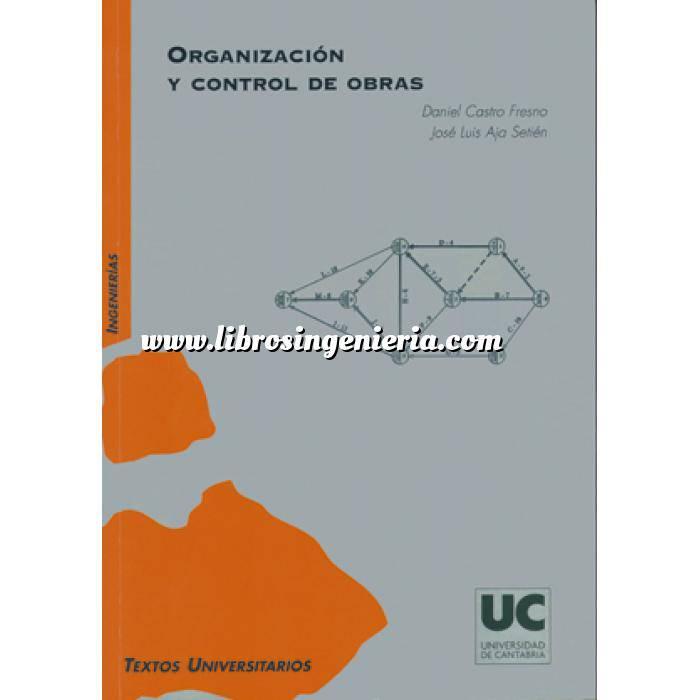 Imagen Gestion de proyectos Organización y control de obras