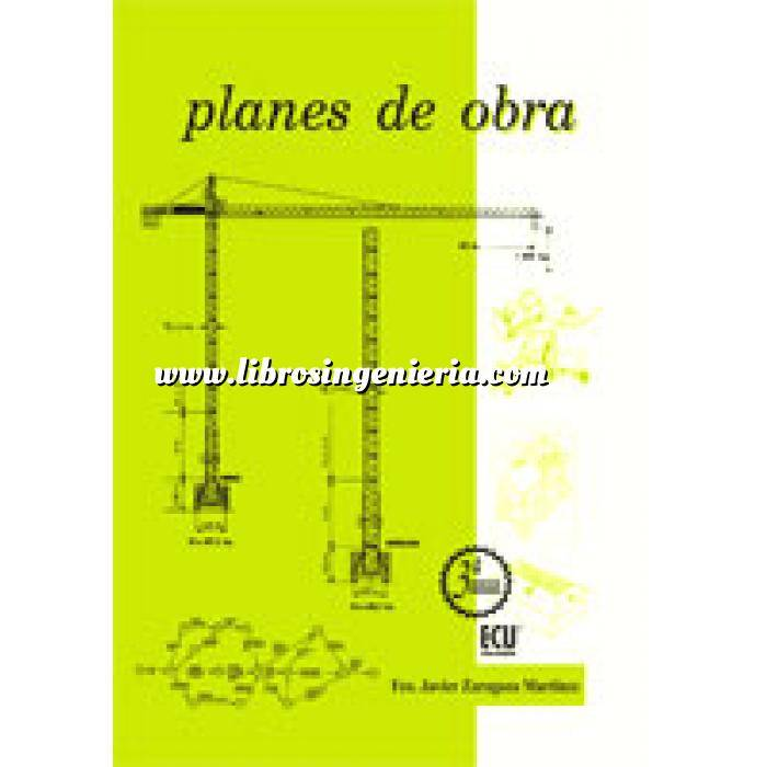 Imagen Gestion de proyectos Planes de obra
