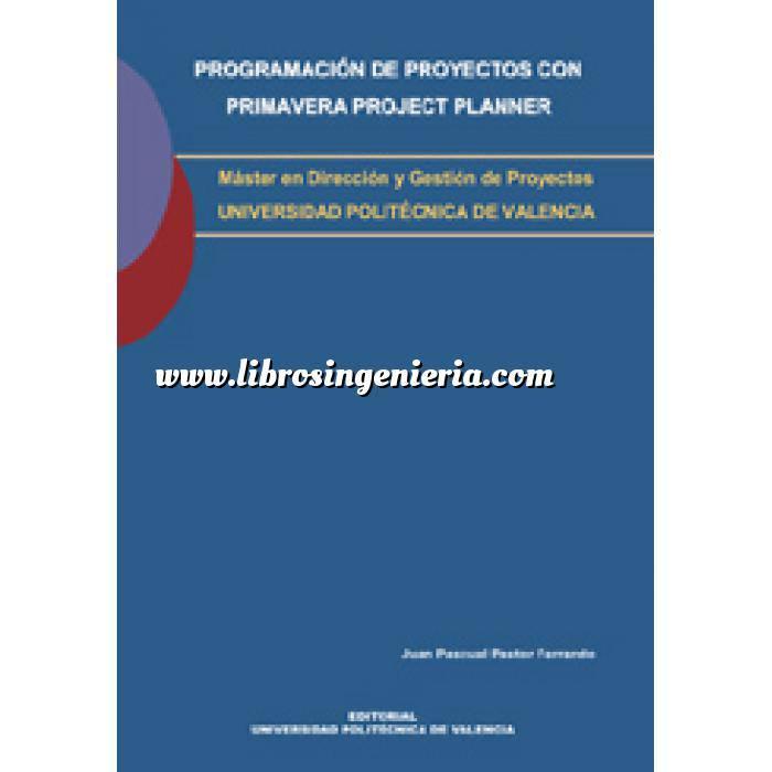 Imagen Gestion de proyectos Programación de proyectos con primavera project planner