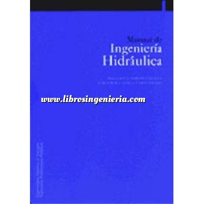 Imagen Hidráulica Manual de Ingeniería Hidráulica