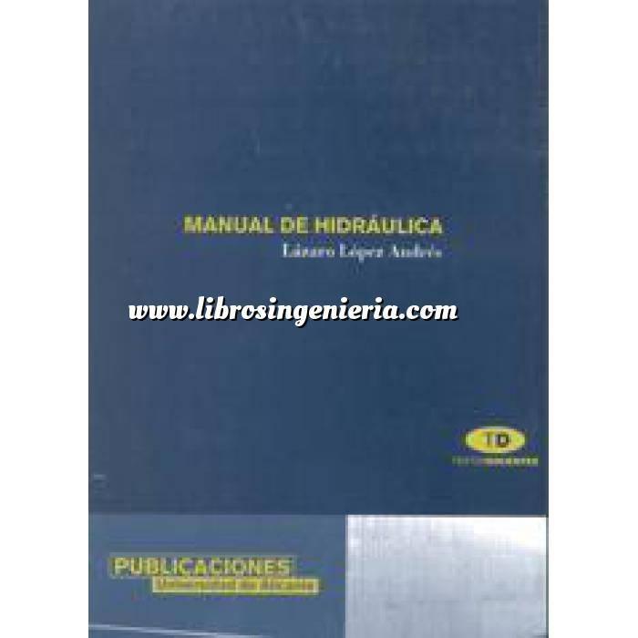 Imagen Hidráulica Manual de hidráulica