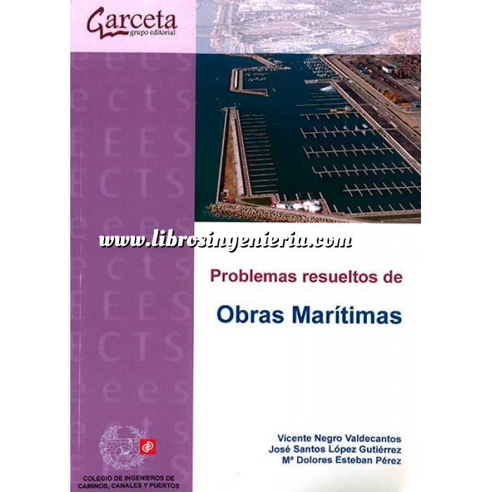 Imagen Hidráulica Problemas resueltos de Obras Marítimas