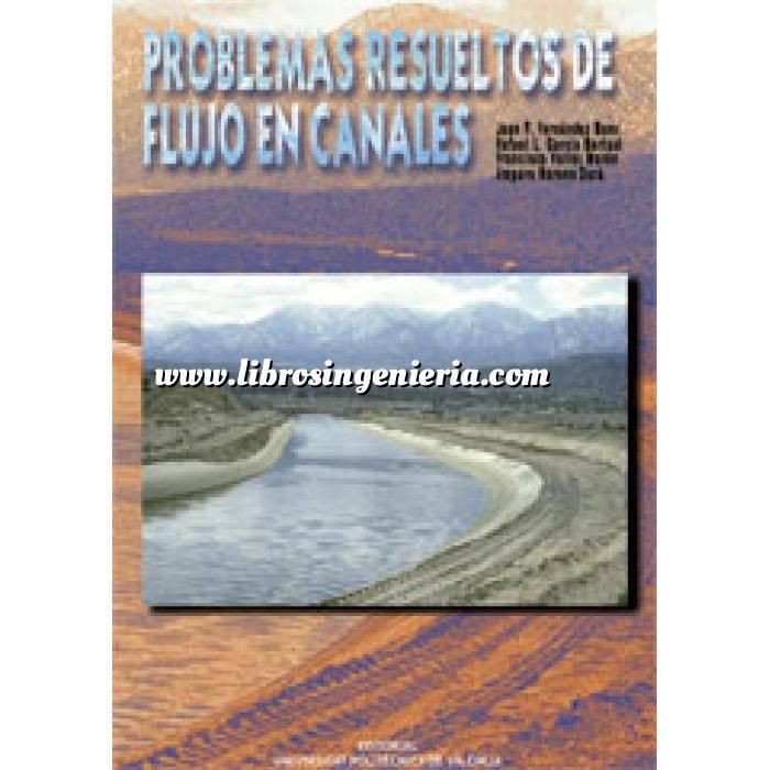 Imagen Hidrología Problemas resueltos de flujo en canales