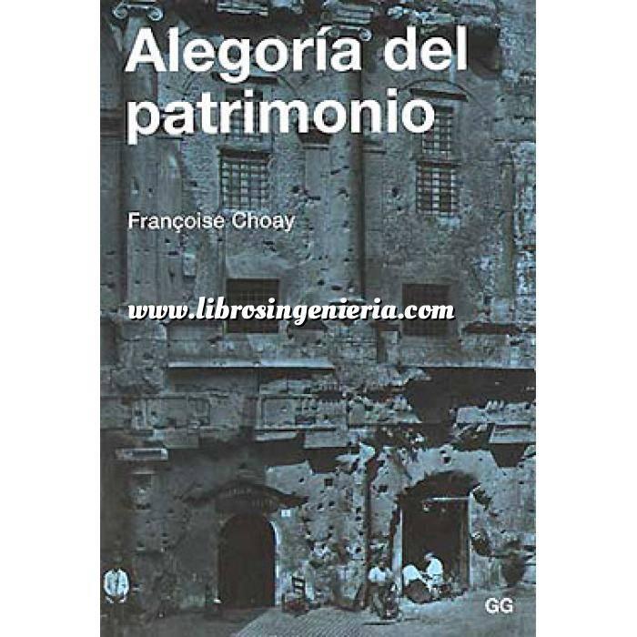 Imagen Historia de la construcción Alegoría del patrimonio