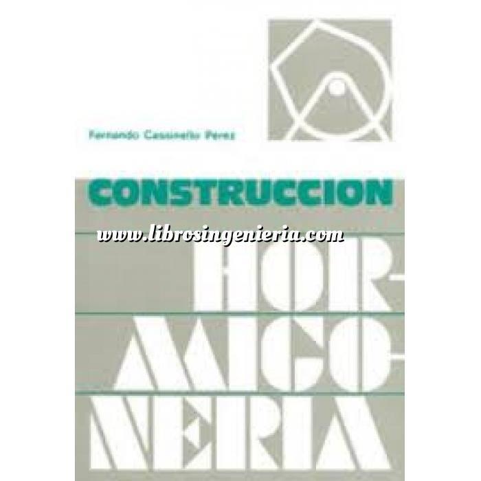 Imagen Hormigón armado Construcción hormigoneria
