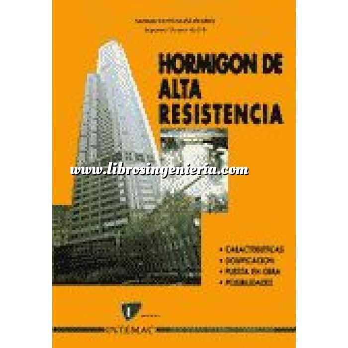 Imagen Hormigón armado Hormigón de alta resistencia