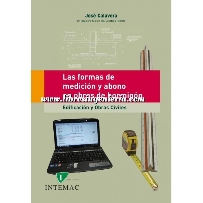 Imagen Hormigón armado Las formas de medición y abono en obras de hormigón,edificación y obras civiles