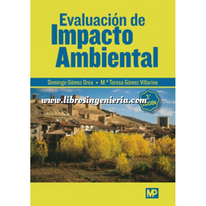 Imagen Impacto ambiental Evaluación de impacto ambiental