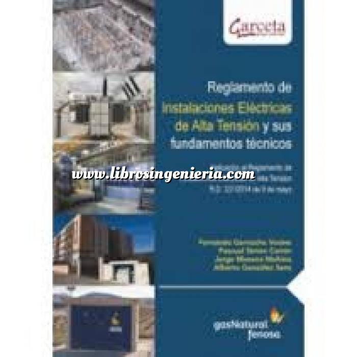 Imagen Instalaciones eléctricas de alta tensión Reglamento de Instalaciones Eléctricas de Alta Tensión y sus fundamen