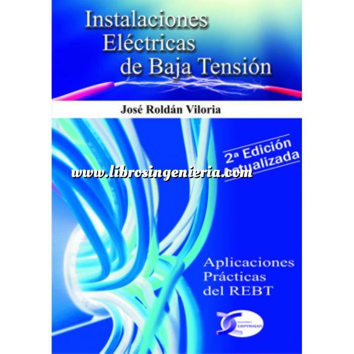 Imagen Instalaciones eléctricas de baja tensión Instalaciones Eléctricas de Baja Tensión