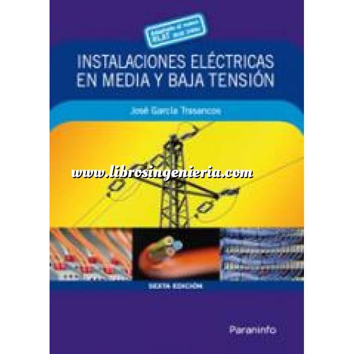 Imagen Instalaciones eléctricas de baja tensión Instalaciones eléctricas en media y baja tensión