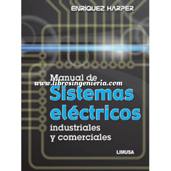 Imagen Instalaciones eléctricas de baja tensión Manual de sistemas electricos industriales y comerciales