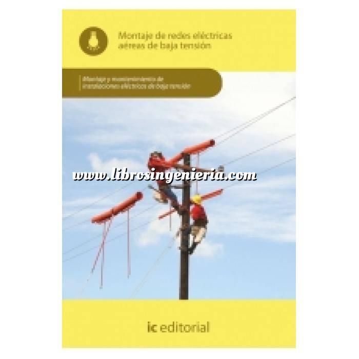 Imagen Instalaciones eléctricas de baja tensión Montaje de redes eléctricas aéreas de baja tensión
