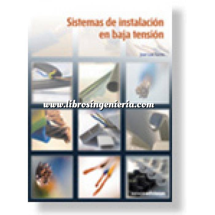Imagen Instalaciones eléctricas de baja tensión Sistemas de instalación en baja tensión
