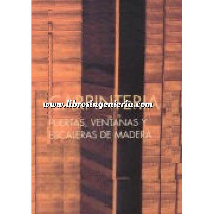Imagen Madera Carpinteria.puertas,ventanas y escaleras de madera