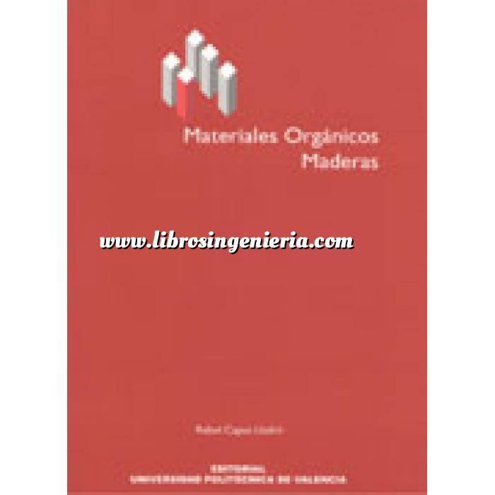 Imagen Madera Maderas : materiales orgánicos